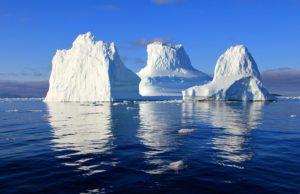 Ijsberg Groenland