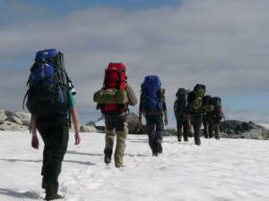 Wandelen Groenland